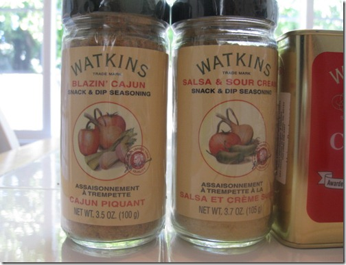 Watkins Seasoning Blends
