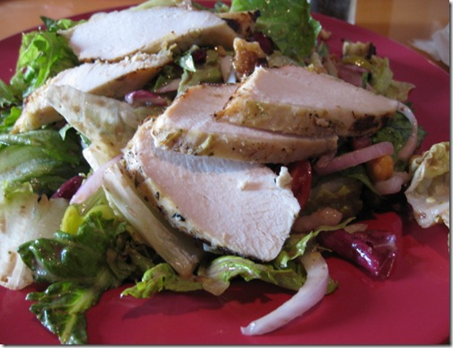 Jack's Urban Eats Chicken Salad