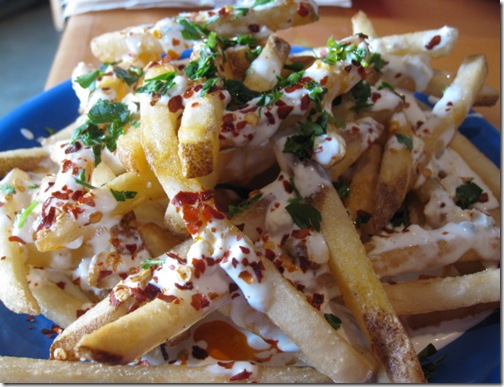 Spicy Urban Fries