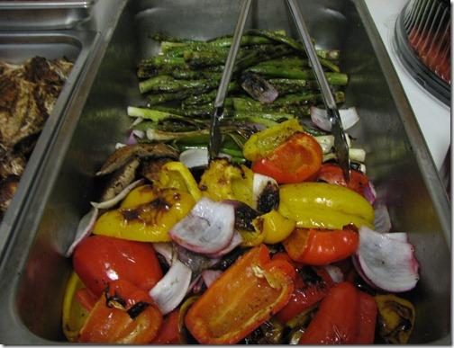 I <3 Grilled Veggies!