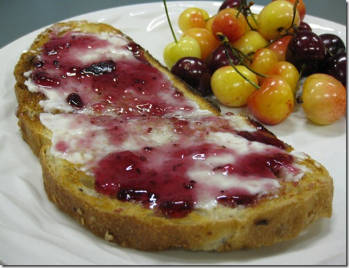 LC + POM Blueberry Jam