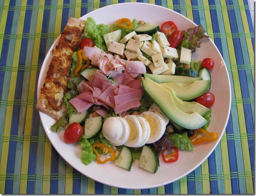 Easy Chef Salad