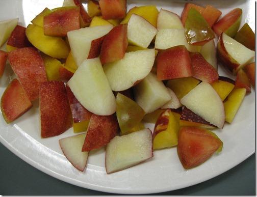 Nectarines & Pluots
