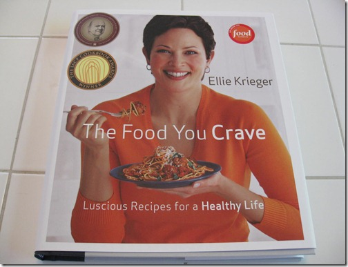 Ellie Krieger The Food You Crave Cookbook