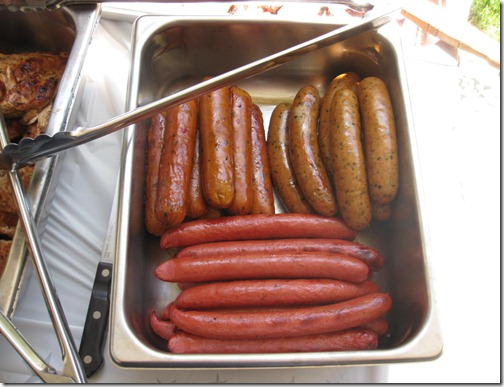 Sausages & Hot Dogs