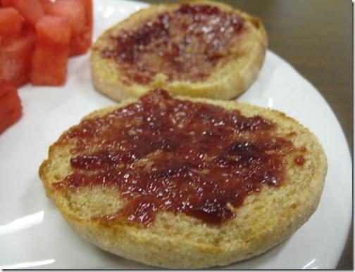 Orowheat Double Fiber English Muffins