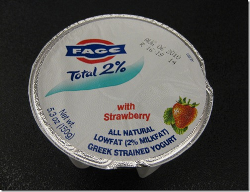 Fage 2% with Strawberry