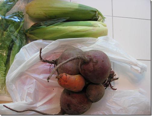 Beets & Corn