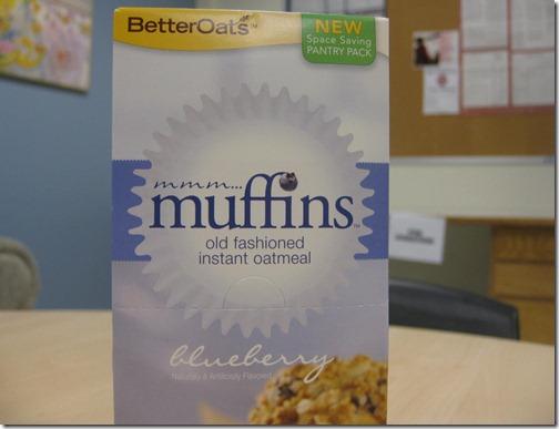 Better Oats Mmm Muffins