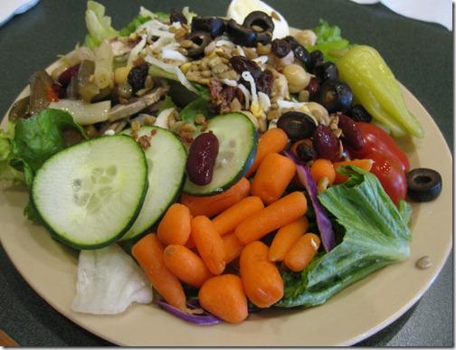 Build a salad