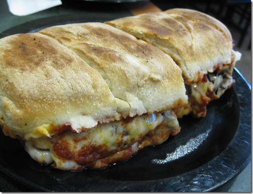 RT Pizza Sandwich