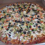 Artichoke Veggie Pizza