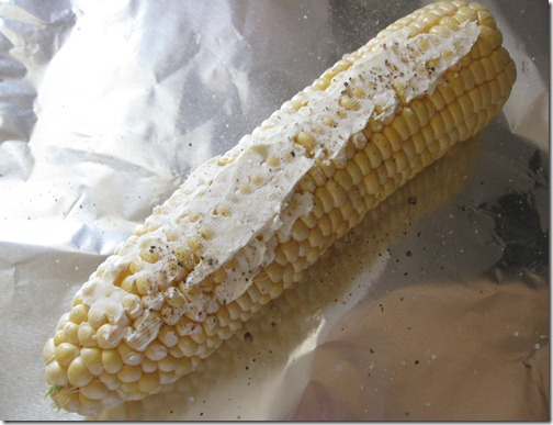 Goil Grilled Corn