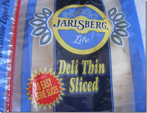 Jarlsberg Lite Swiss Cheese