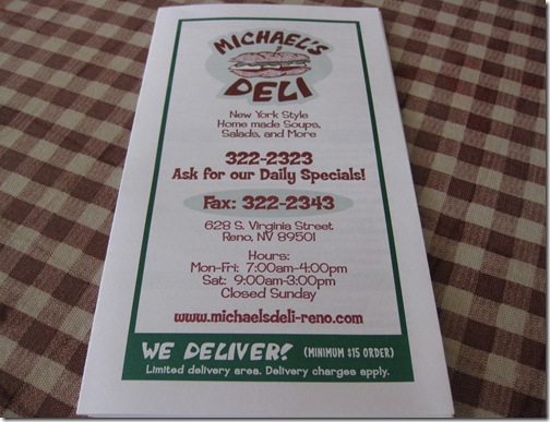 Michaels Deli