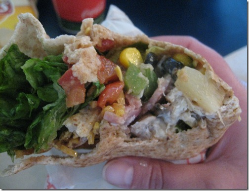 The Pita Pit Chicken Crave