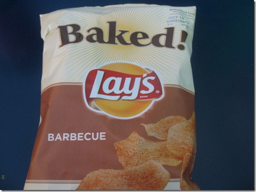 BBQ Baked Lays