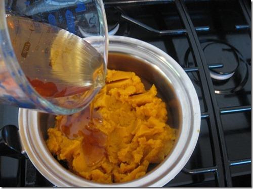 Pumpkin + Agave