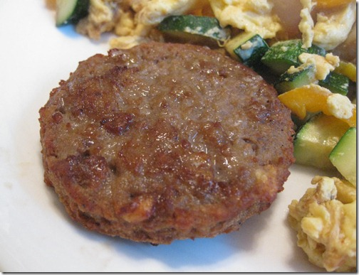 Morning Star Breakfast Sausage