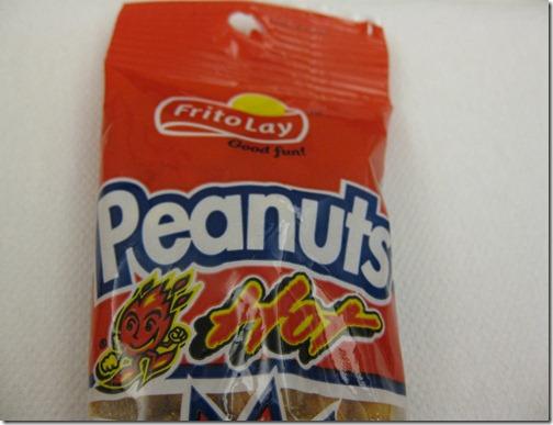 Hot Peanuts