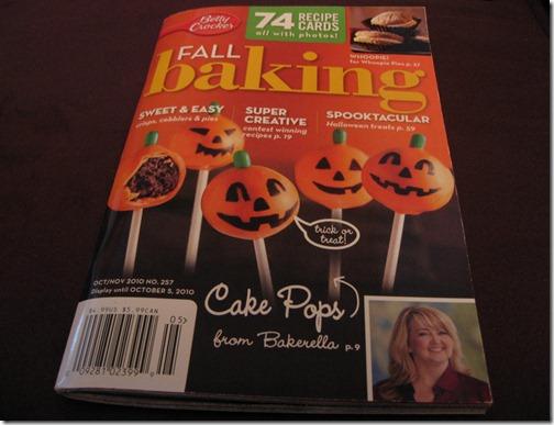 Betty Crocker Fall Baking