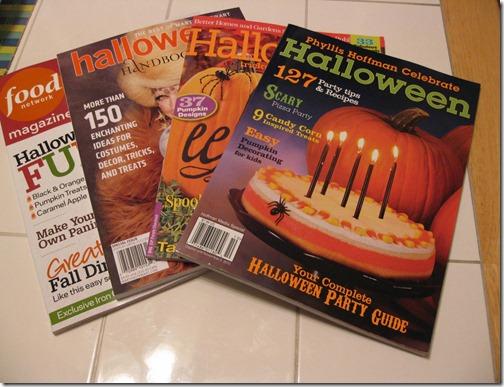 Fun Halloween Magazines