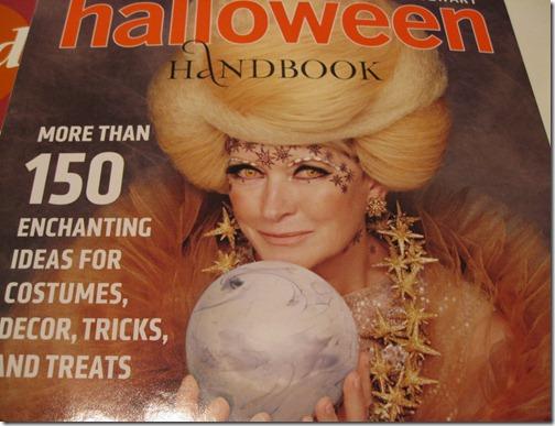 Martha Stewart Halloween Handbook