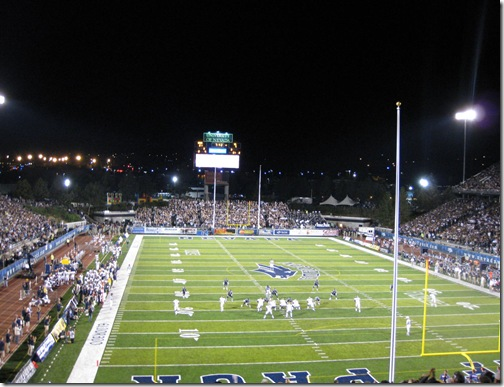 Mackay Football Stadium