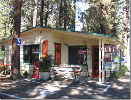 Tahoe Keys Cafe