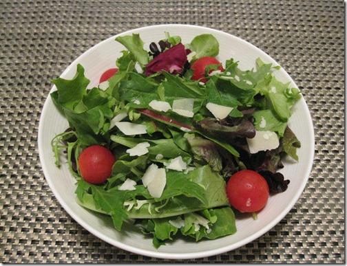 Quick Garden Salad