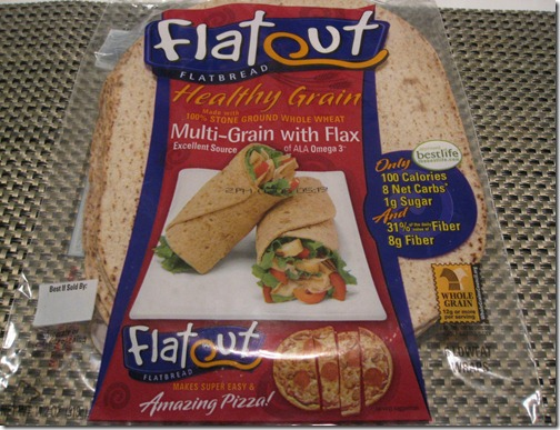 Flat Out Multi-Grain Wraps