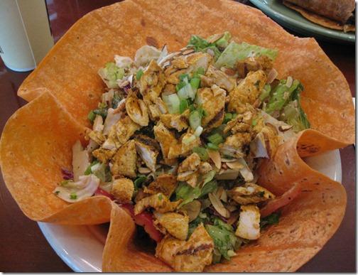 Buckhorn Yik Yak Salad