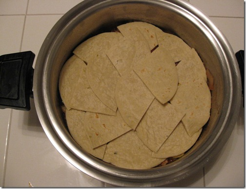 Chili Lime Tortillas