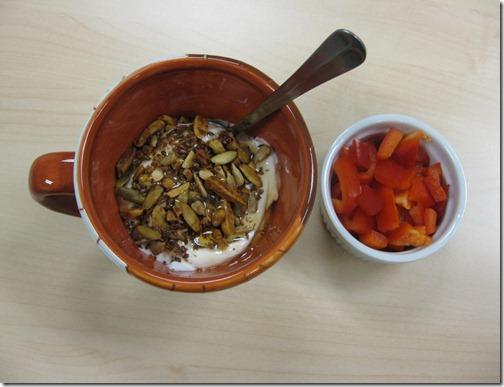 Pepper & Yogurt