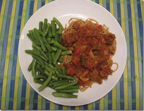 Spaghetti & Beans