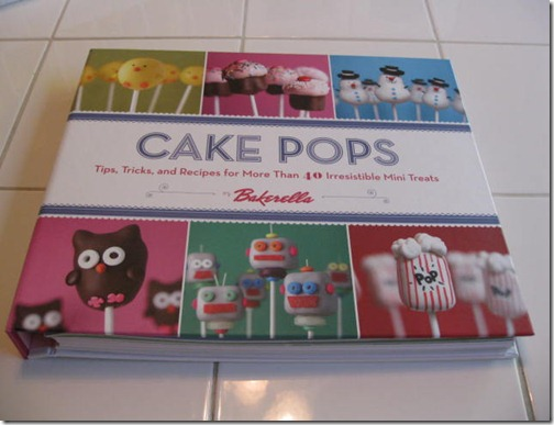 Cake Pops by Bakerella The Book!