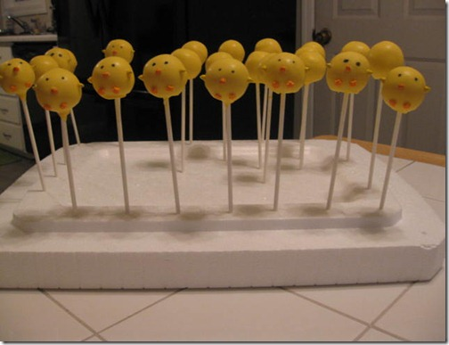 Cake Pop Chick Farm