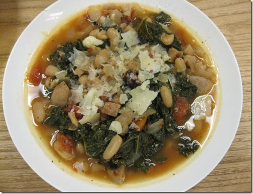 Quick & Easy Minestrone