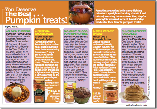 _Best of_ Pumpkin Treats