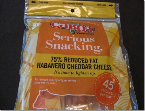 Cabot Habanero Cheddar Cheese
