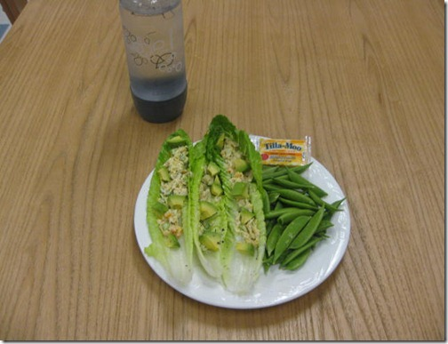 Light & Healthly Lunch