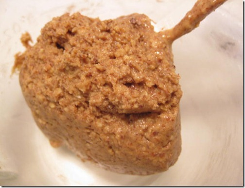 Almond Butter Ball