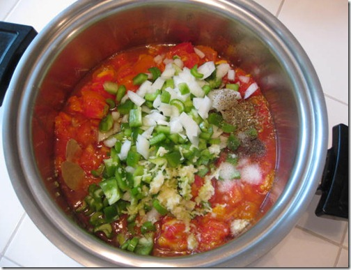 Stewed Tomato Spices