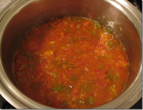 Crockpot Stewed Tomatoes