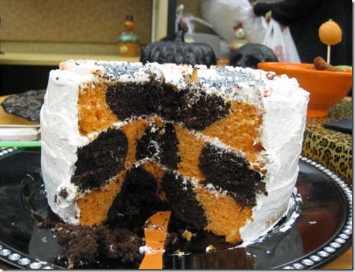 Checker Cake
