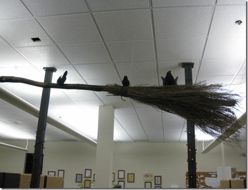 Flying Broom