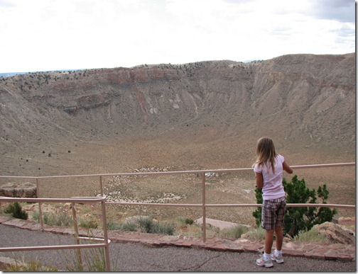 HUGE Crater