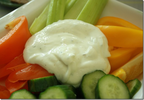 Veggies and Ranch