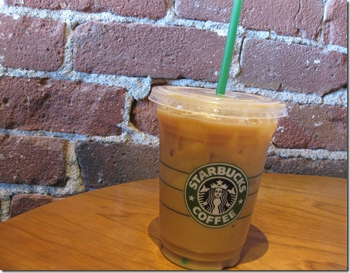 Starbuck&#39;s Iced Latte
