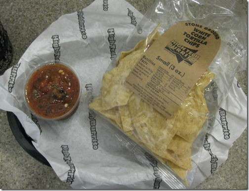 Stoneground Tortilla Chips & Salsa